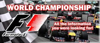 2012 Formula1 World