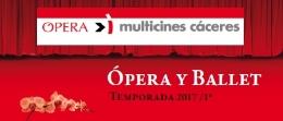 ÓPERA Y BALLET TEMPORADA 2017 /1ª