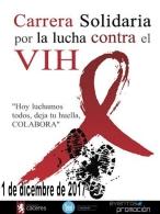 """V CARRERA SOLIDARIA """"LUCHA CONTRA EL VIH-SIDA"""""""