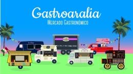 ARALIA se nos va llenar de Food Trucks. Acércate a Aralia este fin de semana y disfruta de una amplia oferta gastronómica.
