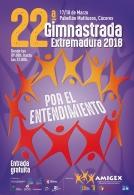 22ª Gimnastrada, EXTREMADURA 2018
