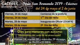 Feria de San Fernando 2019