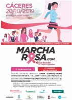 Marcha  Rosa Cáceres