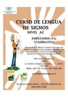 Curso de Lengua de Signos Nivel A2