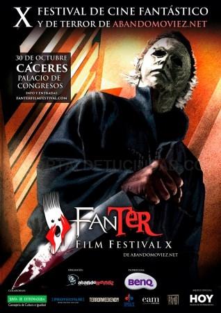 Festival Fanter 30 de octubre en Cáceres