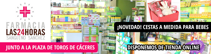 Farmacia Las 24 Horas