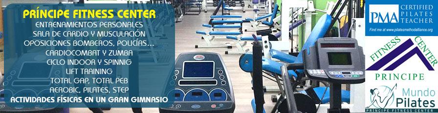 Príncipe Fitness Center - Mundo Pilates