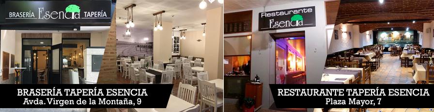 Restaurantes Esencia