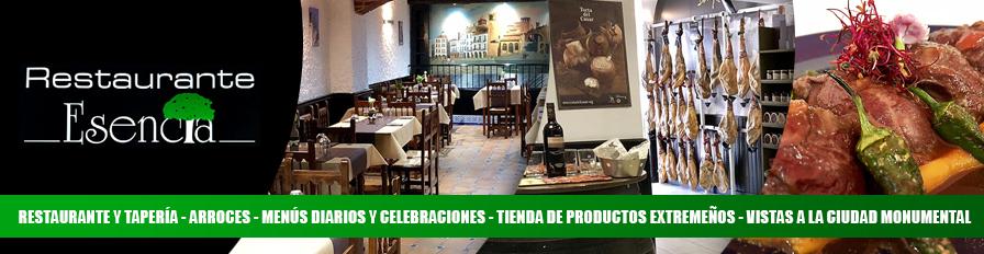 Restaurante Esencia