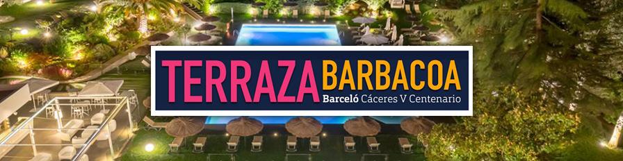 Terraza Barbacoa de Barceló