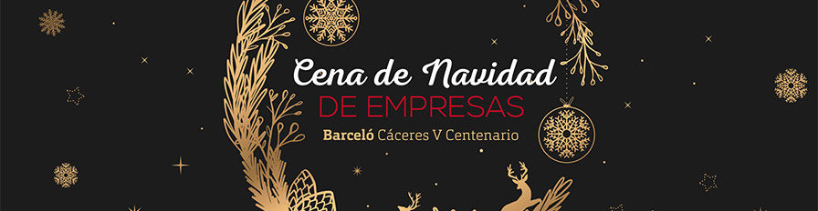Barcelo Cena de Navidad para Empresas
