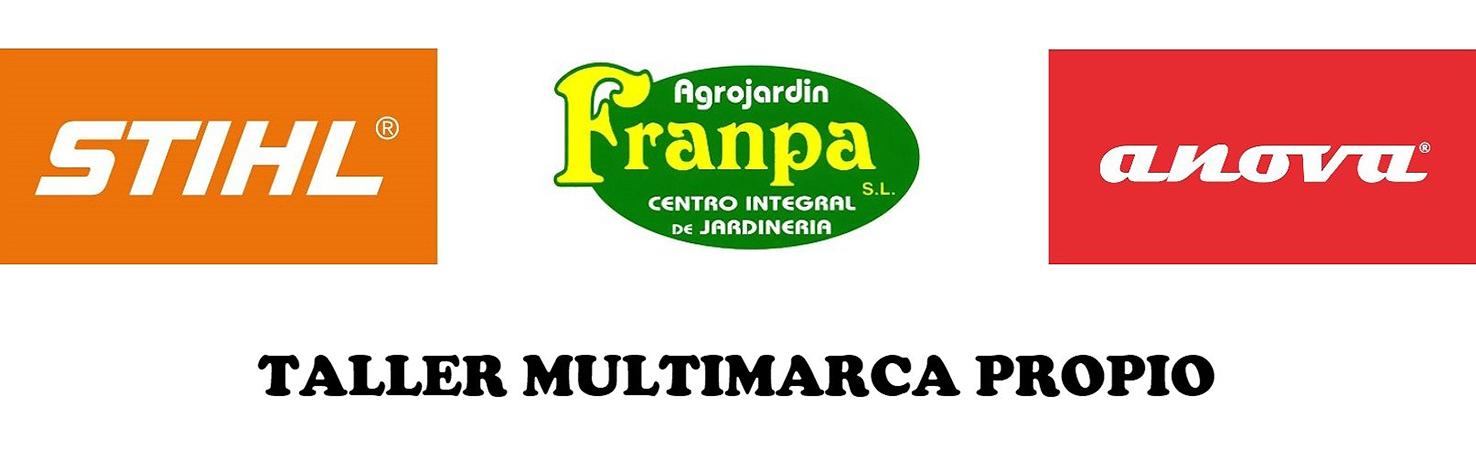 agrojardín franpa