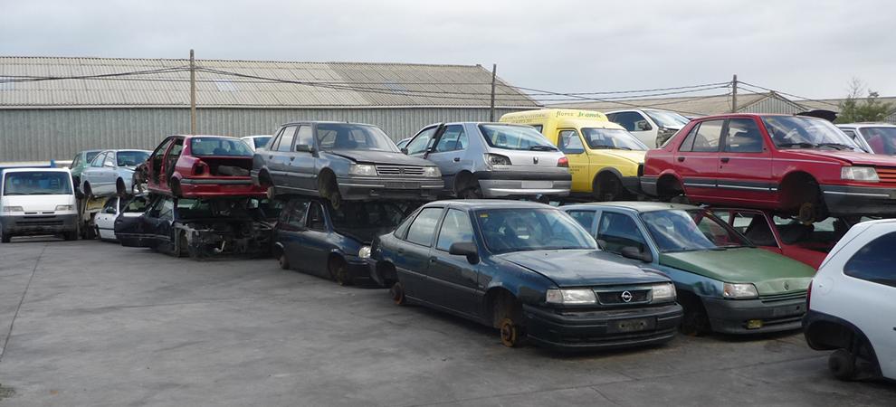 recambios de automóviles