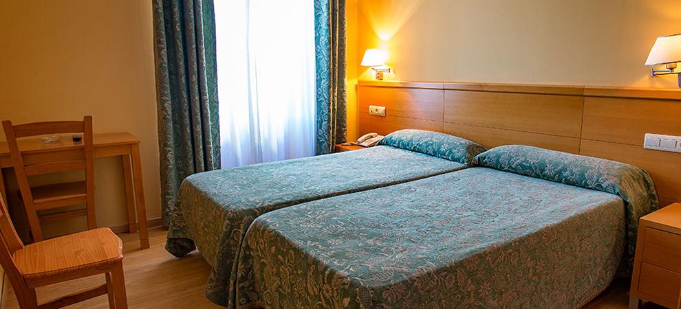 hotel castilla cáceres