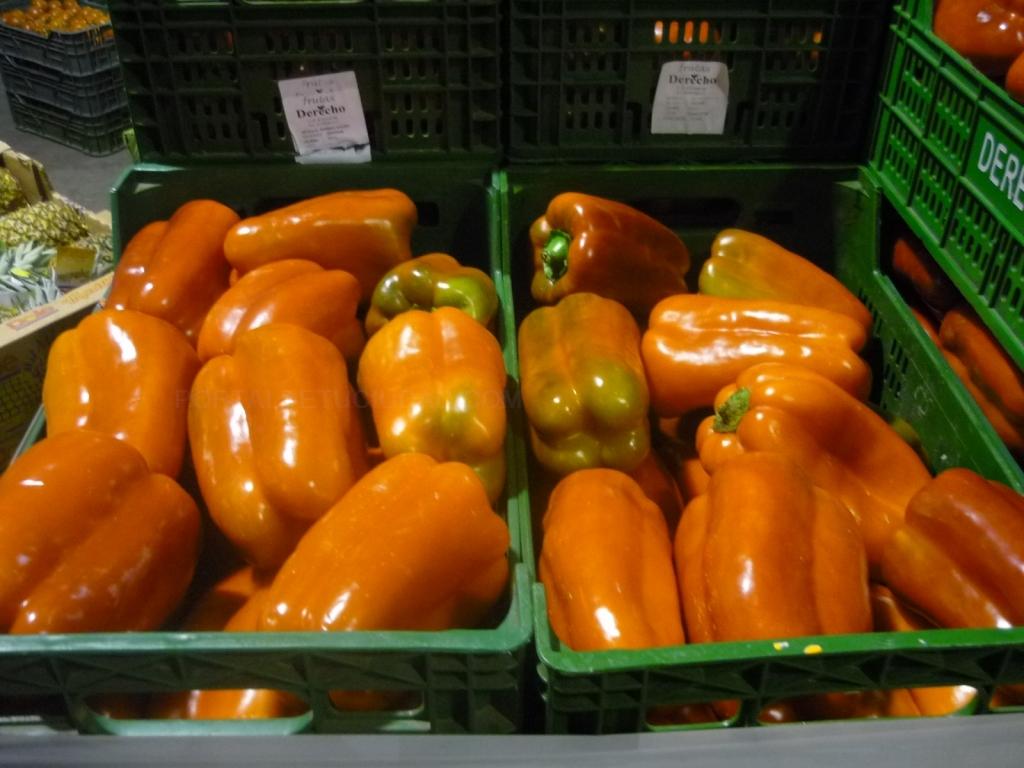verduras en cáceres