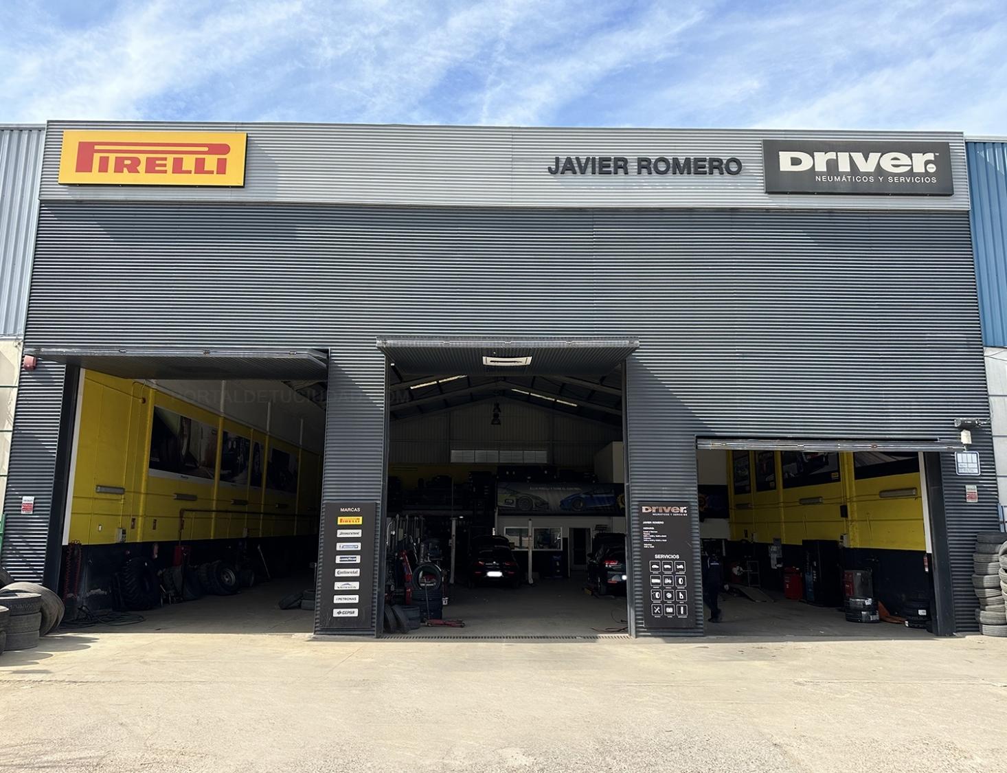 Driver - Neumáticos Javier Romero