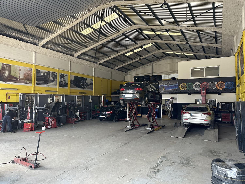 ruedas para vehículos cáceres