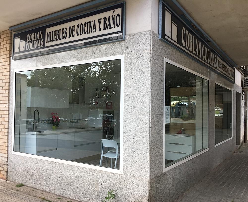 Coblan Cocinas Cáceres – Muebles de cocina y baños en www ...