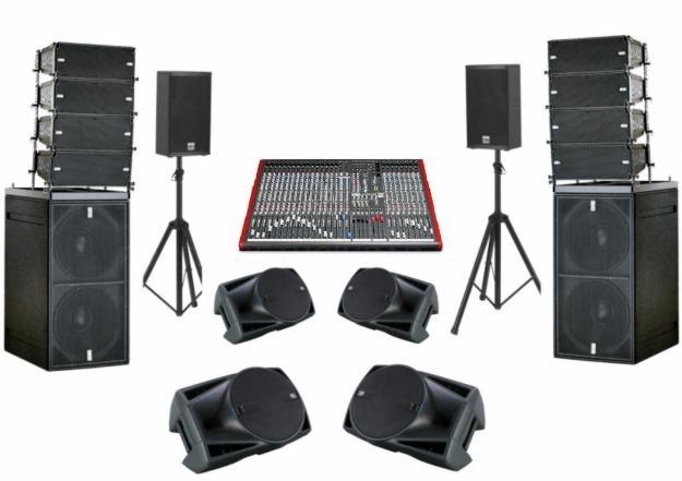 servicio técnico de sonido profesional cáceres