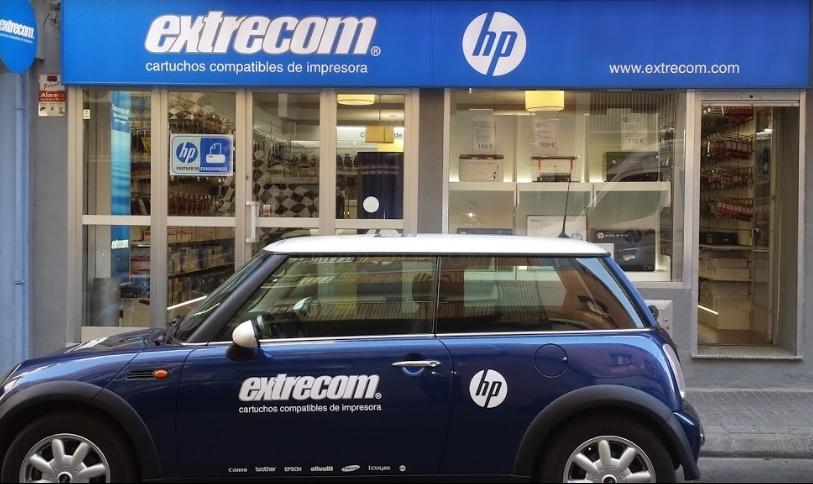 Extrecom Consumibles - Cartuchos compatibles para impresoras