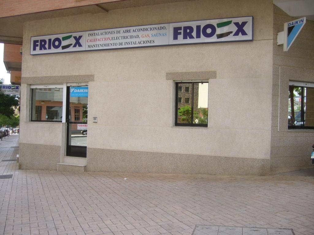 frioex cáceres