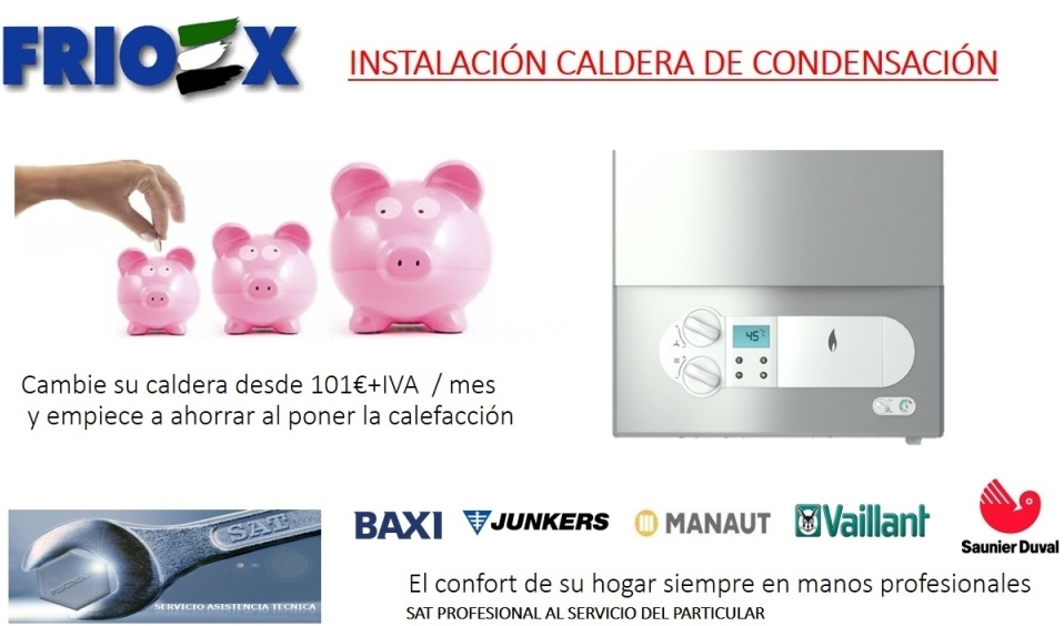 aire acondicionado cáceres, calefacción cáceres, aire sano cáceres, gas cáceres, energía solar cáceres