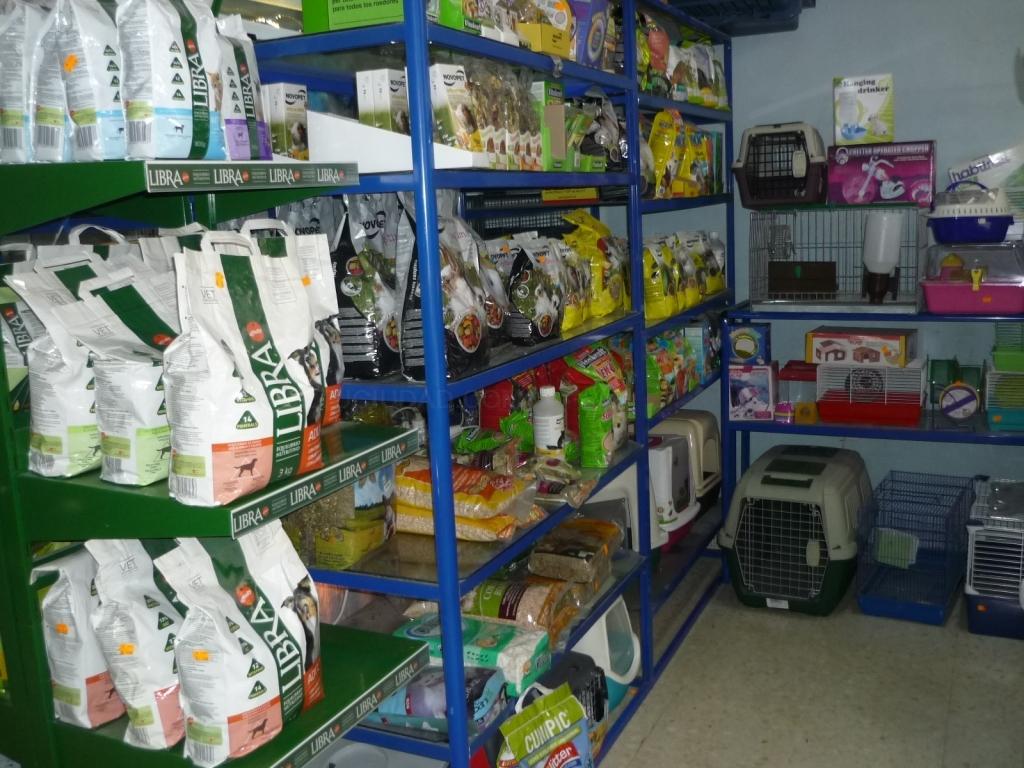 alimentación de animales en cáceres