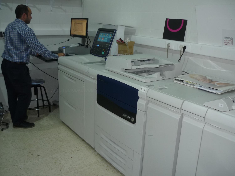 impresión digital cáceres