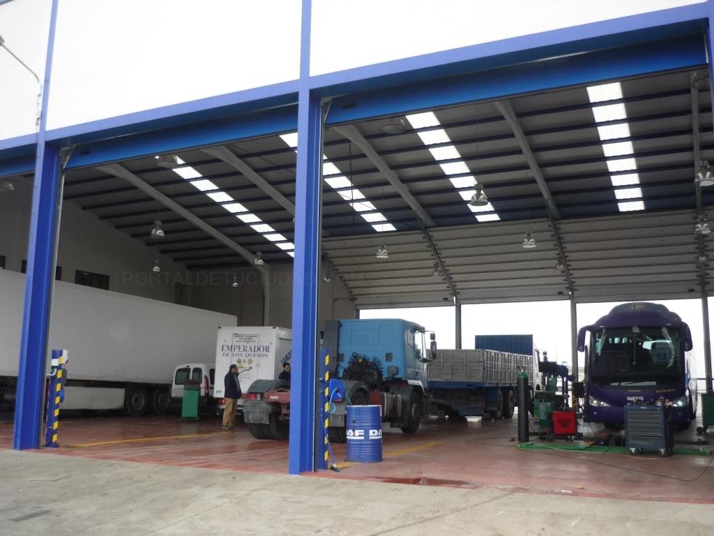 reparaciones de camiones cáceres