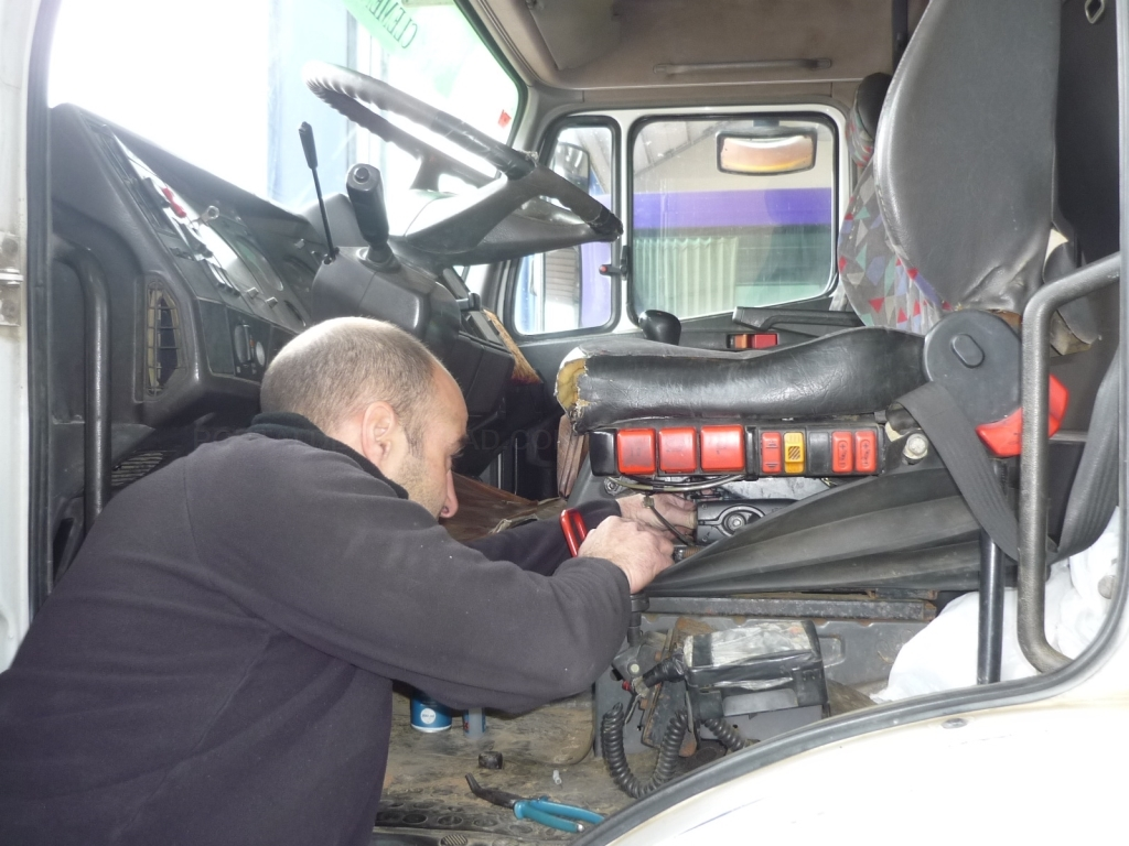 reparaciones de autobuses en cáceres