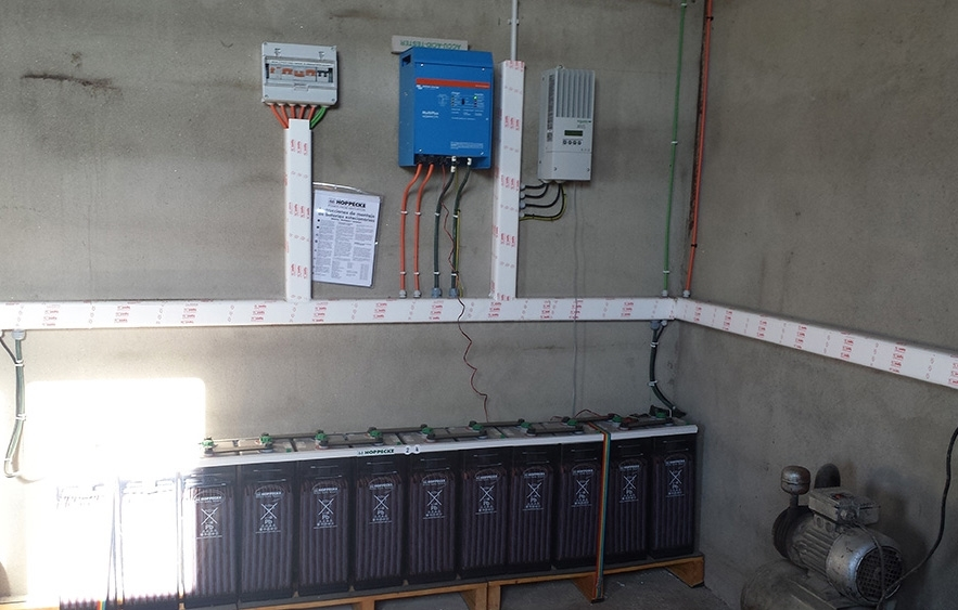 electricidad en cáceres