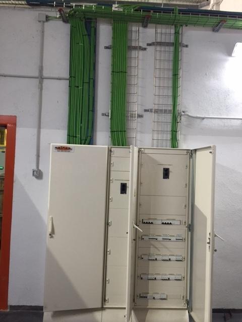 montajes eléctricos cáceres
