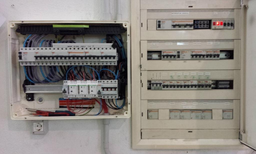 electrificación cáceres