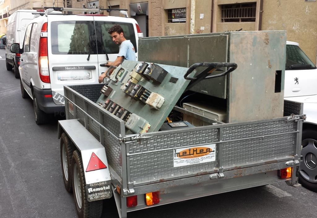 reparaciones eléctricas cáceres