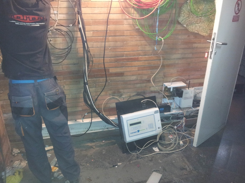 analizador de redes doméstico cáceres