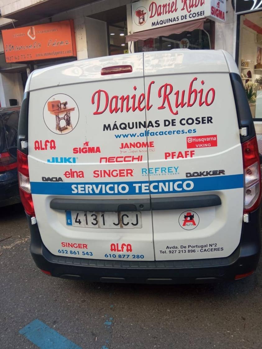 reparación de máquinas de coser cáceres