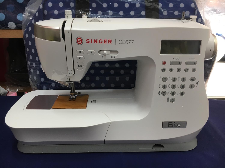 máquinas de coser cáceres