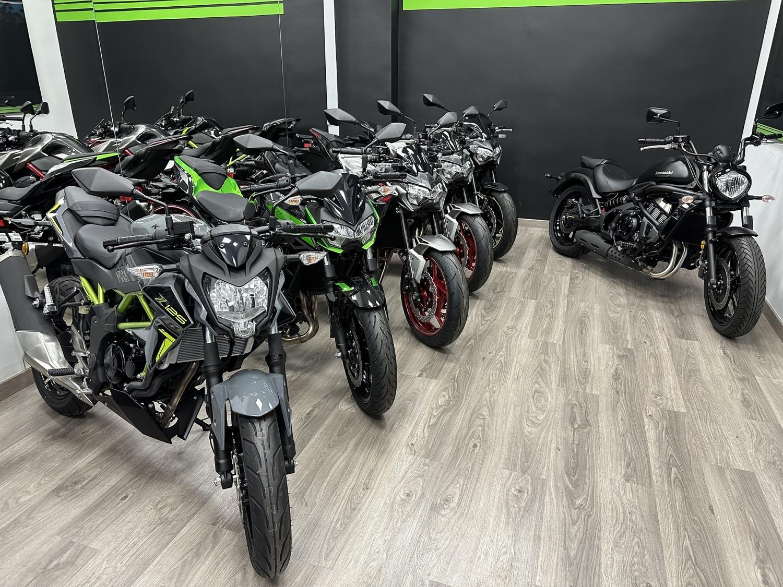 accesorios de motocicletas en cáceres