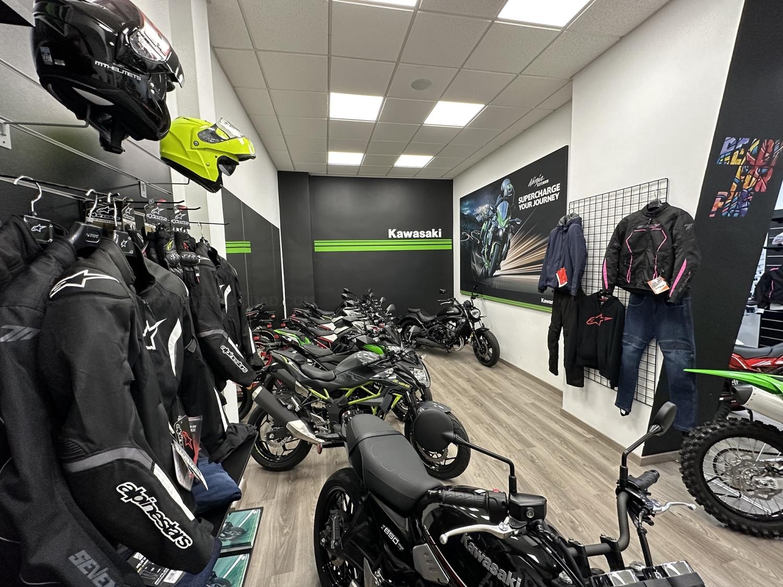 concesionarios de motos cáceres