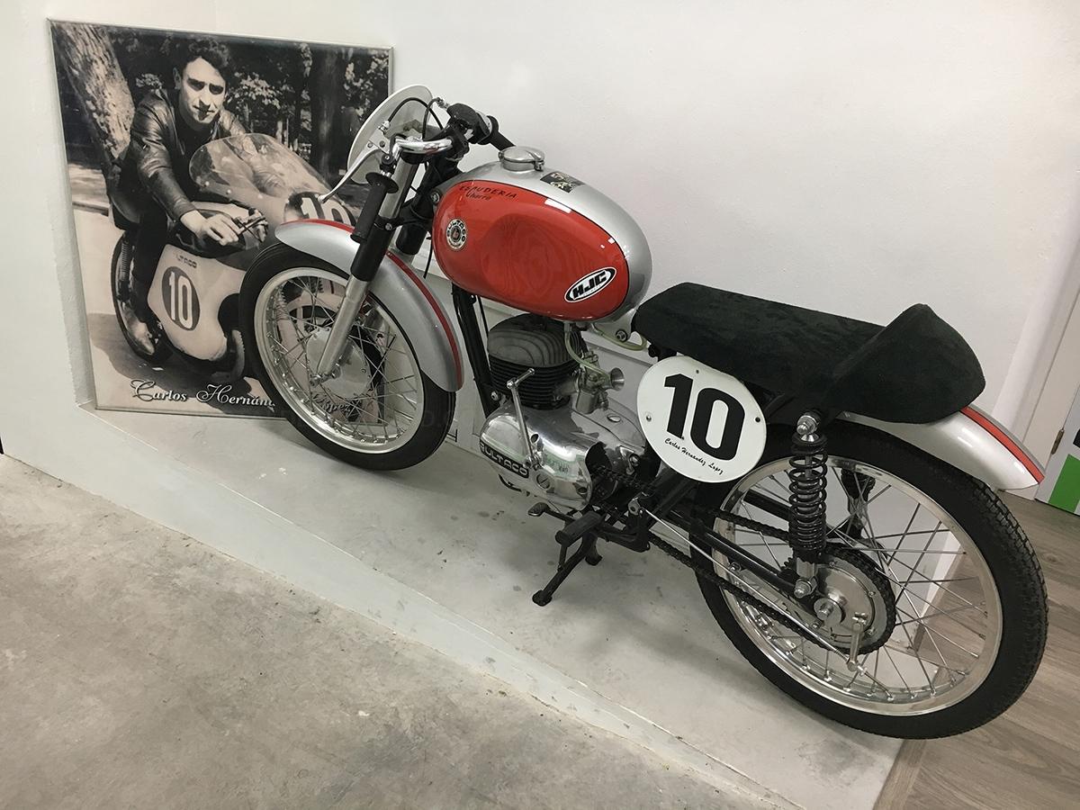 complementos para motocicletas cáceres