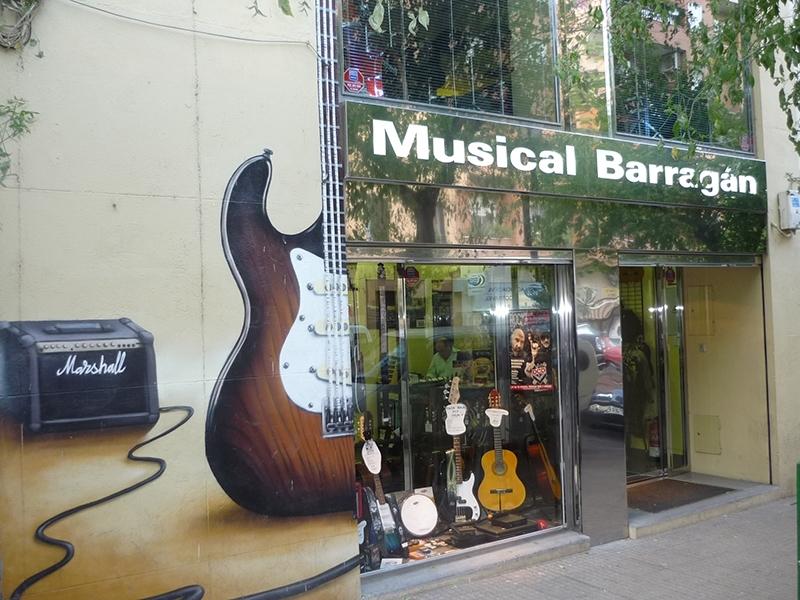 musical barragán