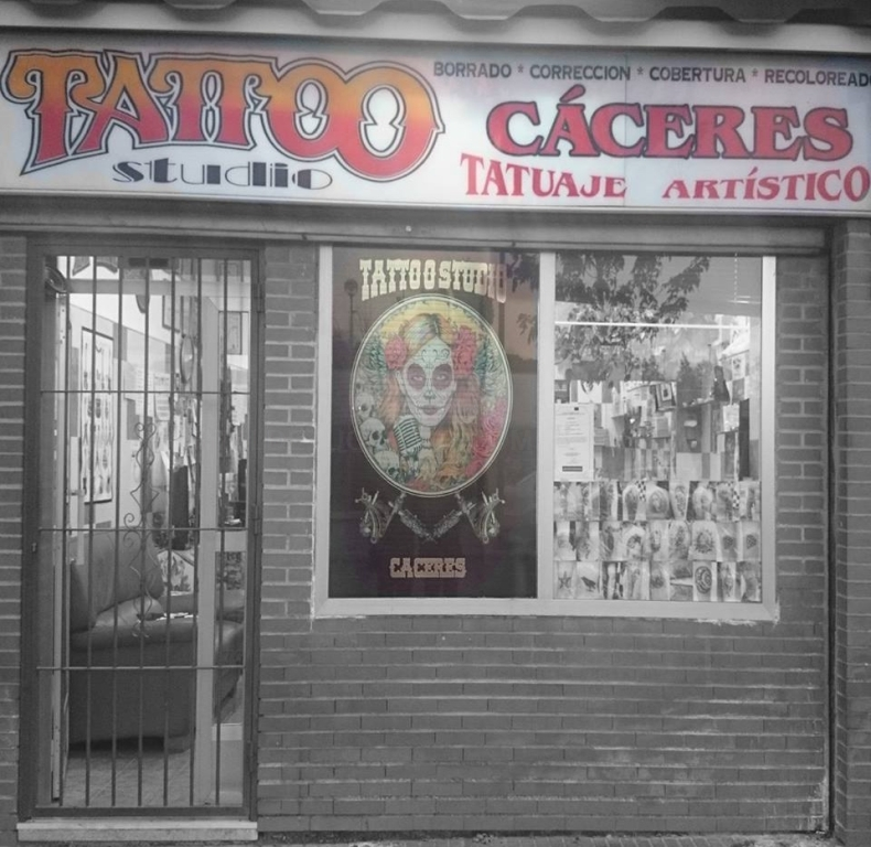 Tattoo Studio Cáceres