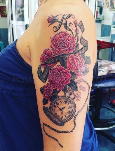tatuajes artísticos cáceres