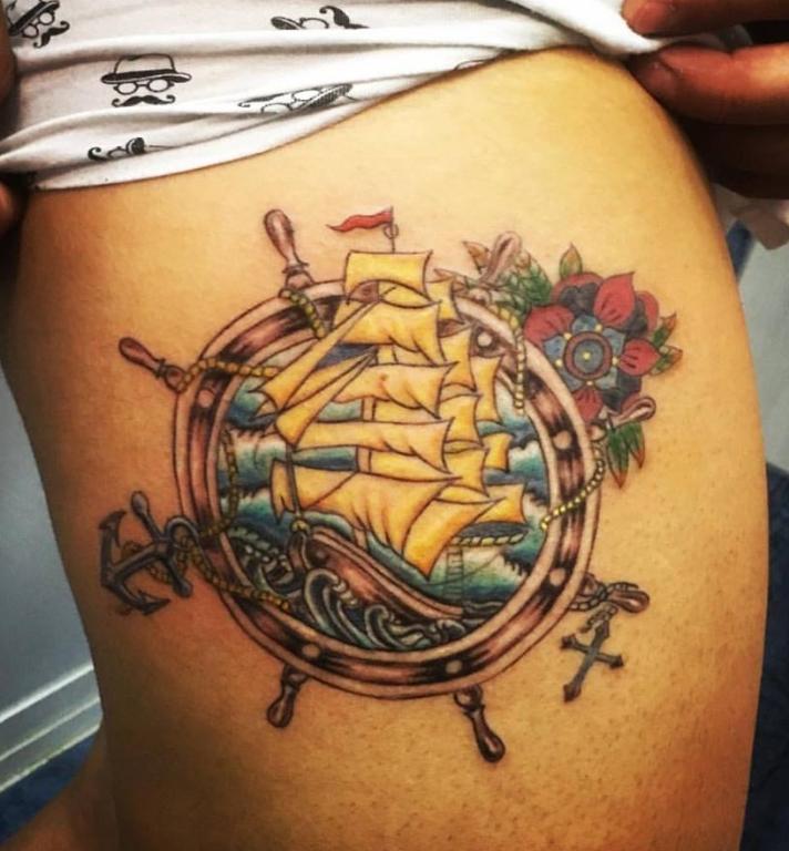 tatuajes artísticos