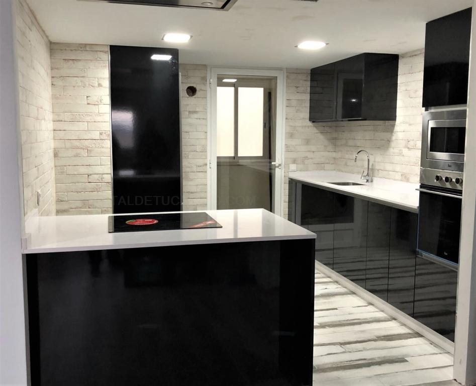 Reformas - Cocinas Las Torres – Muebles de cocina y baños en www ...