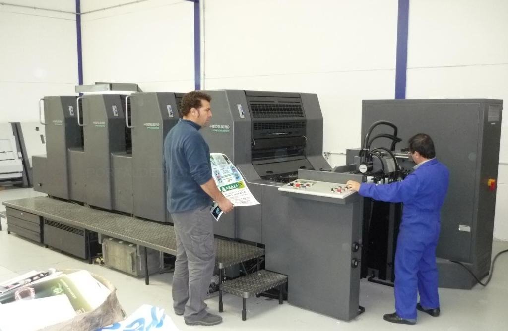maquetación imprentas cáceres