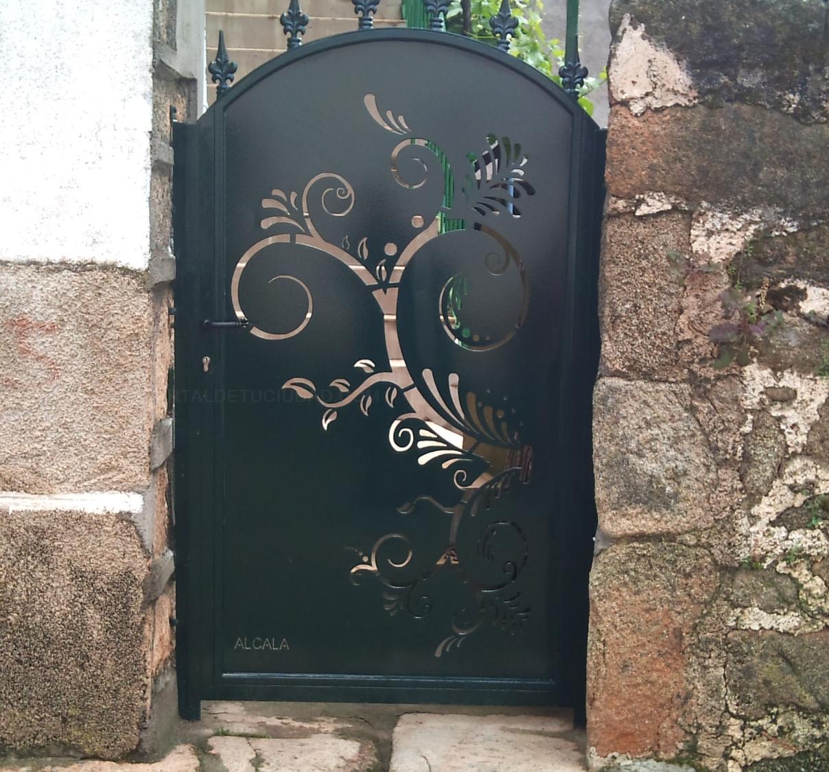 puertas de seguridad cáceres