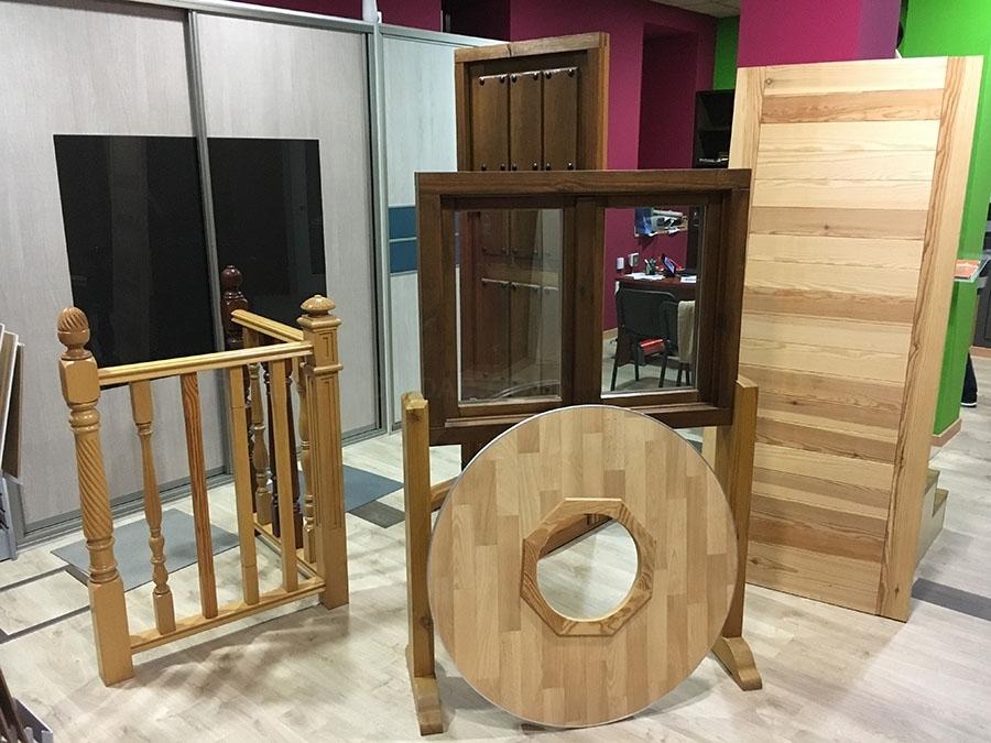 trabajos de madera cáceres