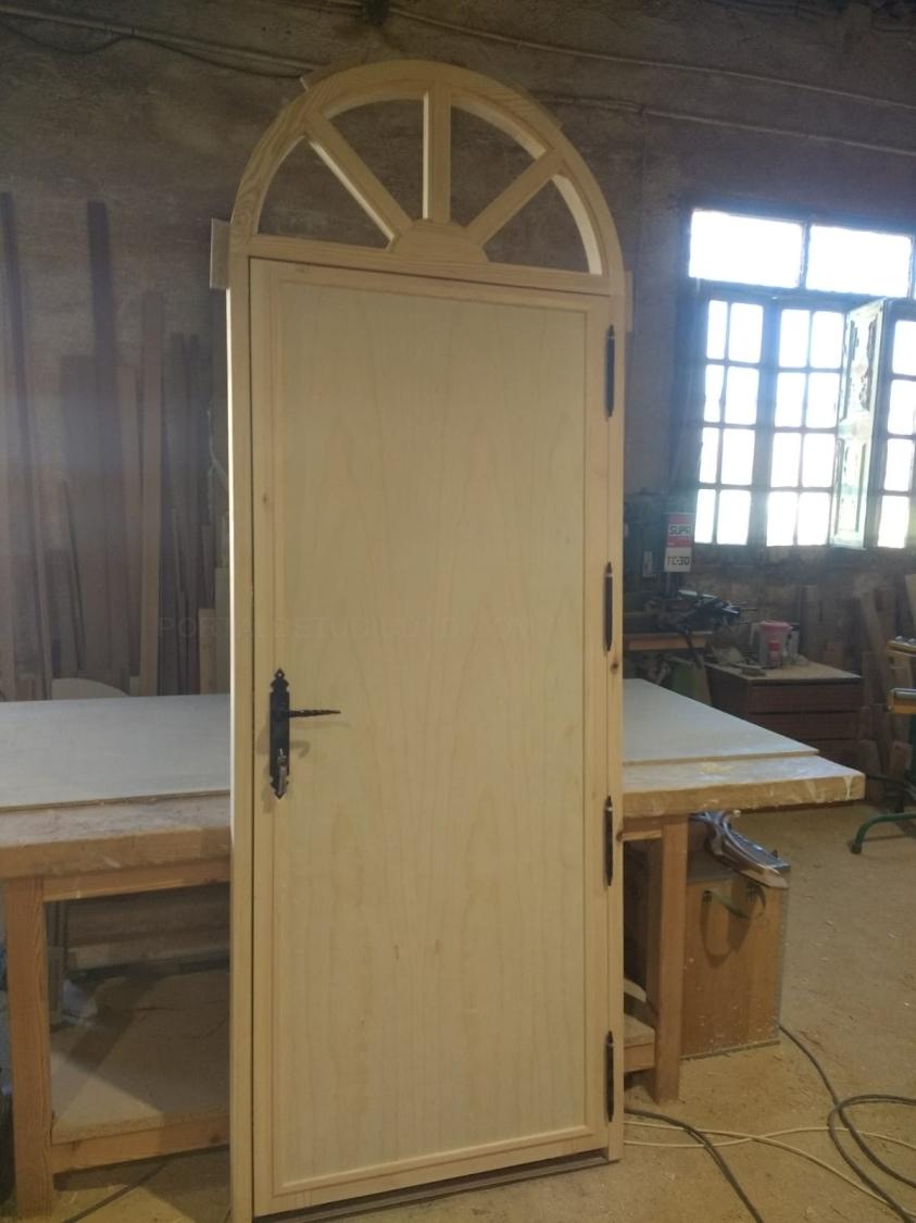 ventanas de madera cáceres