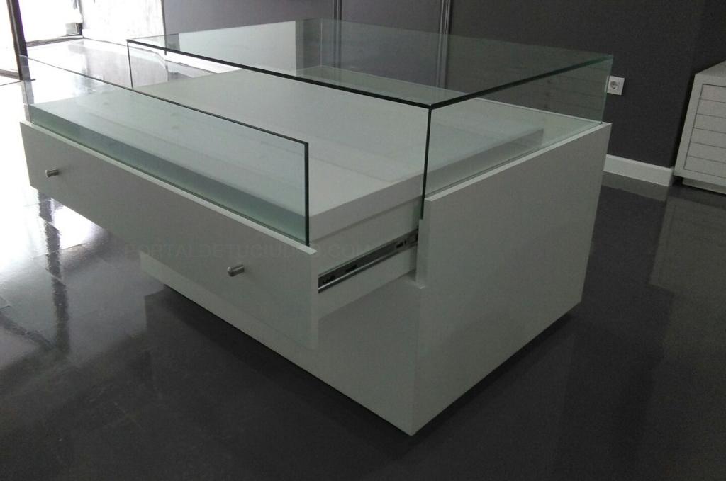 cercos de aluminio con puertas de melamina cáceres